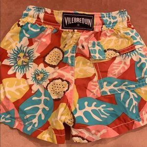 Boys vilberquin swimsuit size 2